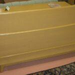 Kohinoor M140 full bed redone Wheat