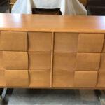 Kohinoor Double dresser redone Champagne $1600  sold 144