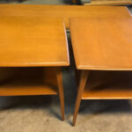 Champagne 1501 end tables