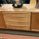 1543 buffet refinished Natural $1450