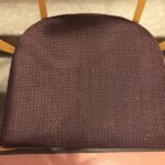 1551 seat fabric is in  very good condition