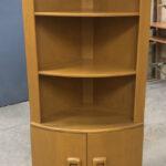 Corner Cabinet redone Wheat $1600  sold 176
