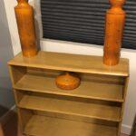 original Wheat. 321 Straight bookcase