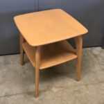 redone Champagne  $550  sold 337 Lamp table