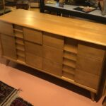 Previously refinished  Wheat Trophy dresser