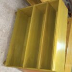 in original excellent Wheat M321 Straight bookcase