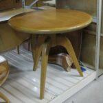 393 center table (needs refinishing)