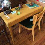 Refinished M327 table desk 327