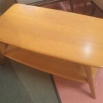 Cocktail table redone Red Wheat. 335