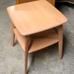 M337 lamp table p[revioisly refinished weirdly