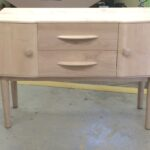 custom made full size 3709 for customer to have matched to furniture with a non-Wakefield color. 3709