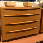 Wil sell dresser, chest and utility headboard together for $1650. They came as a set anyway. 521
