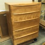 Custom stain that customer supplied but refused  $850  SOLD Encore M522