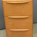 528 Pier Cabinet/nightstand in Champagne