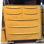 Encore double chest in original very good/excellent Wheat 532w
