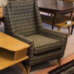 559 upholstered chair completely redone