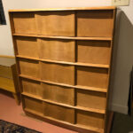 previously refinished Natural in excellent condition $1200 Sculptura chest