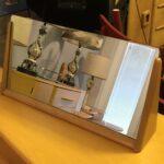 Excellent original Wheat $425   sold M 923 Chest mirror