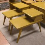 Pair of M974 end tables