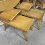 pair of 974 end tables