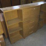 sold C3977 desk/chest/bookcase