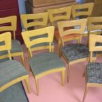 assorted chairs completely redone chair bunch