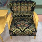 C3994 Channel back arm chair. Pic 2 channel1-1