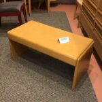 conant-ball bench refinished Wheat 450