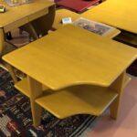 redone Wheat 3755 corner table