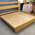 King platforn Dogbone with downsized footboard