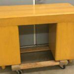 sold older kneehole desk