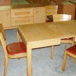 older dining suite