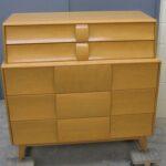 Kohinoor Deck top on dresser redone Wheat