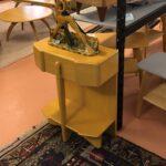 "$1150  24 x 11 deep x 30"" high Custom Hall table in Wheat"