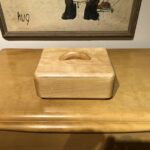 Made with Birch jewelry box in Natural