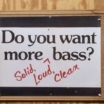It's got to be loud, solid and clean! loudbass