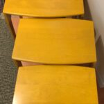M312 Nesting tables redone Wheat nesters