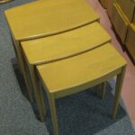 redone Wheat M312 Nesting tables