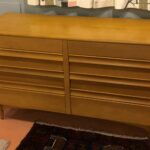 original Wheat. Condition is very good  $1600 Has mirror protoype dresser