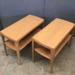 redone Champagne  $950 sold pair end tables
