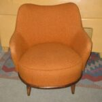 tub chair as is
